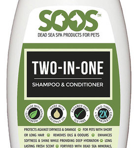 Two- In- One Shampoo & Conditioner